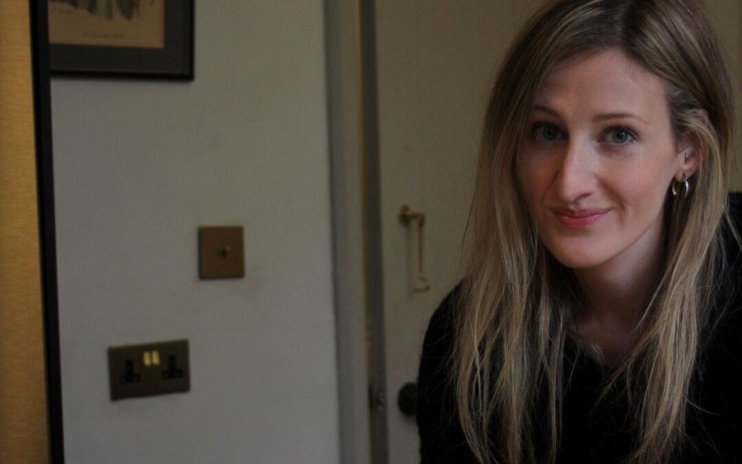 At Home With Gemma Drain