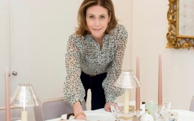 At Home With Viscountess Michelle de Biolley